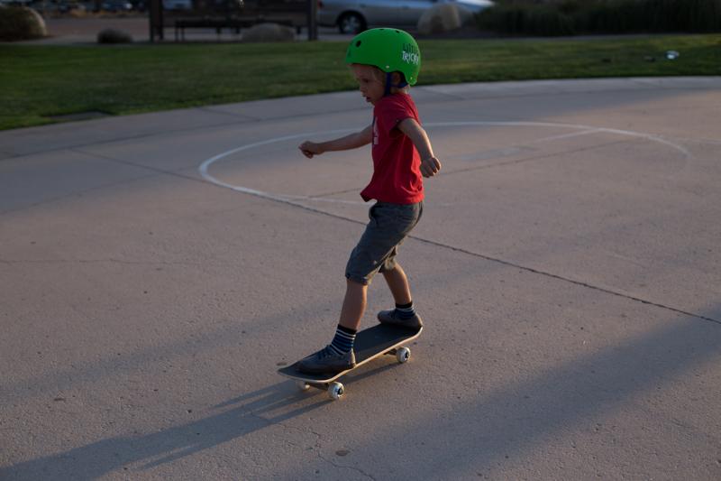 Levi Swanson skate