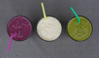 The Three Best Fruit Smoothie Recipes