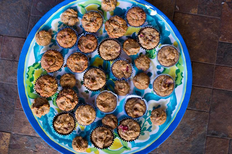 GF muffins