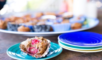 The Best Gluten Free Muffins: Banana, Berry, or Your Choice Add-ins