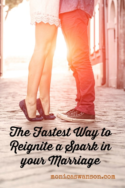reignite spark in marriage