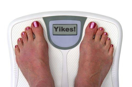 Weight Issues and Mind Games.