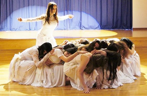 Mónica Tello. Flamenco Arabe - La Estrella