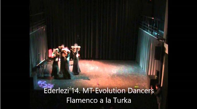 Festival Internacional Ederlezy 2014, Turquía y España, Mónica Tello y MT Evolution Dancers invitada a bailar