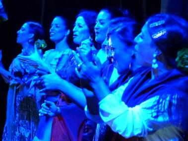 Mujeres en Andaluza Soul.