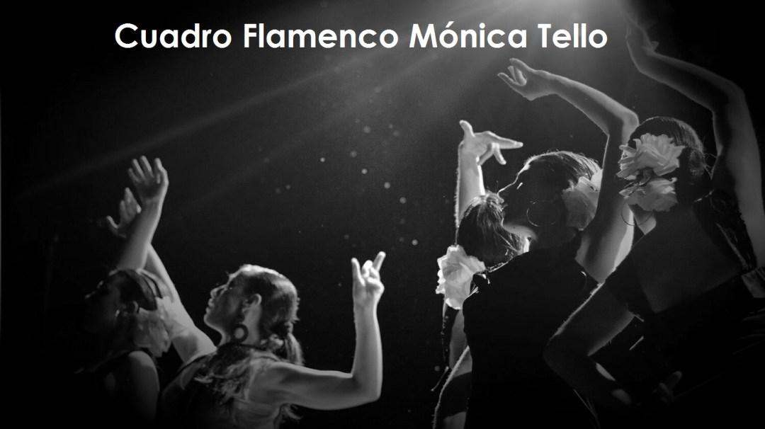Cuadro Flamenco Mónica Tello.