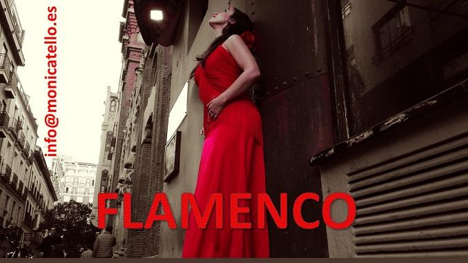Clases intensivas de Flamenco una vez al mes en Madrid