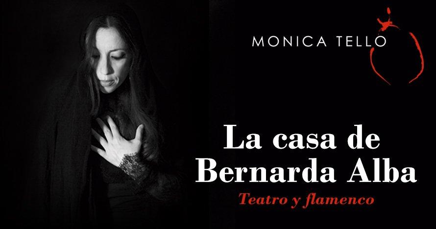 La casa de Bernarda Alba, obra, encuentro con el público, charla con directora-actores y preguntas-opiniones al final