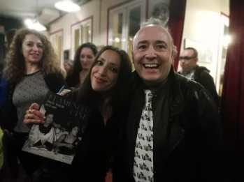 Carlos Aguilar y Mónica Tello