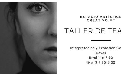 TALLER DE TEATRO y EXPRESIÓN CORPORAL