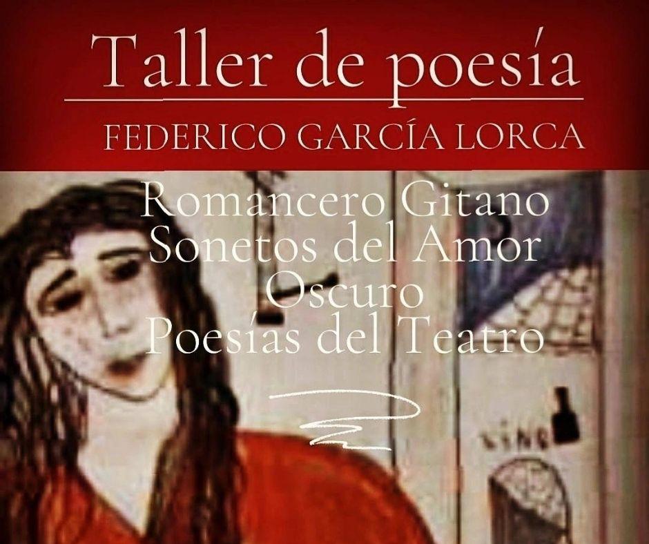 taller poesia federico garcía lorca