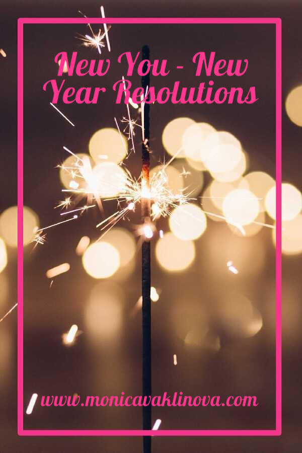 New You - New Year Resolutions