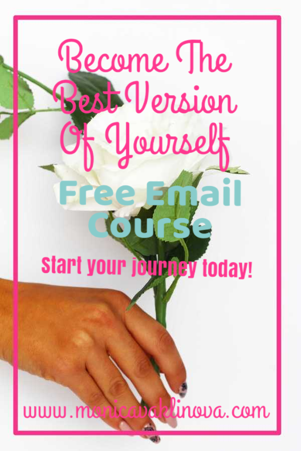 Become The Best Version Of Yourself FREE Email Course