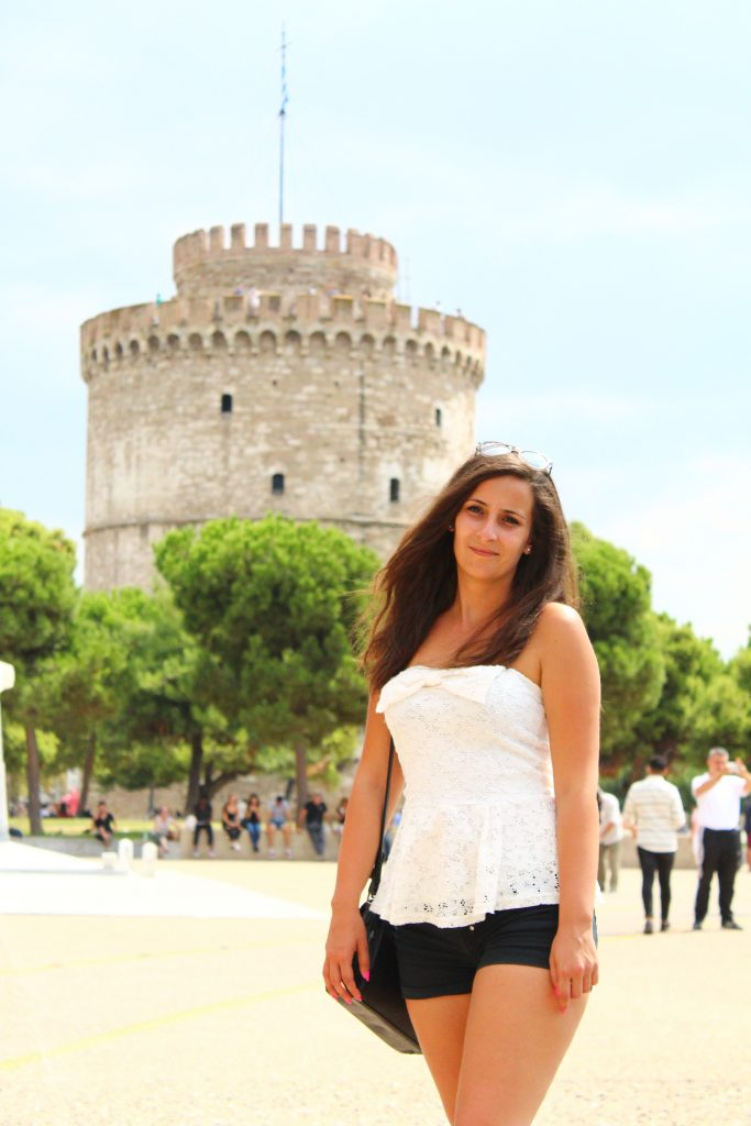 Travel guide to Thessaloniki - sunshine, long walks and lively places