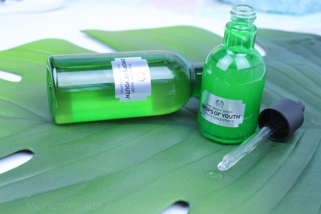 Drops of youth the body shop