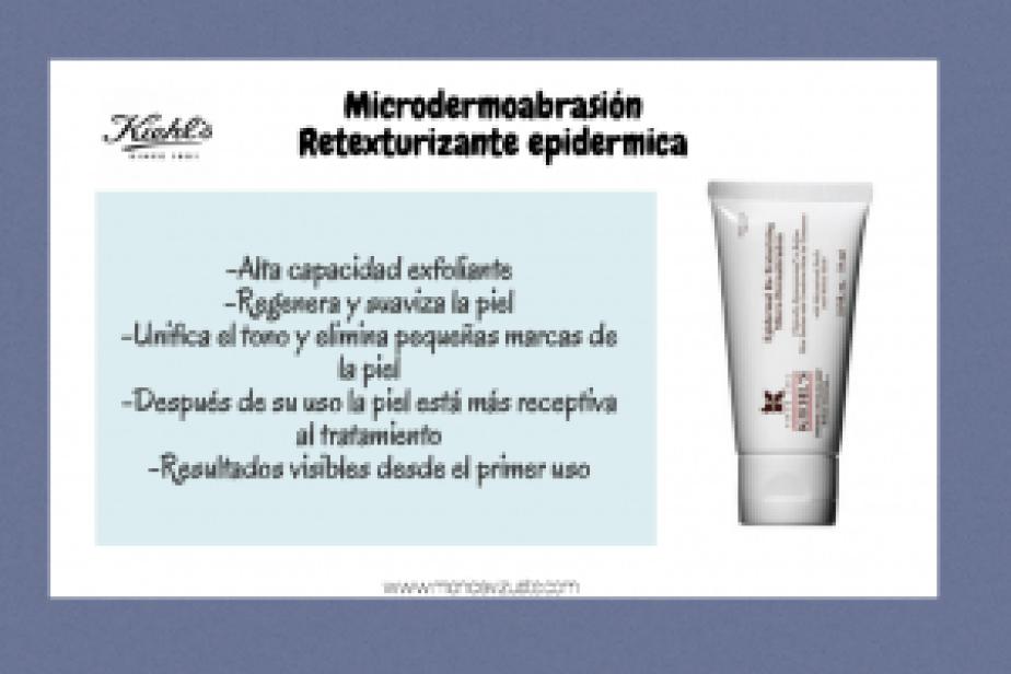 info-microexfoliante-kiehls-monica-vizuete