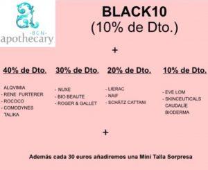 monica-vizuete-descuentos-black-friday-bcn-apothecary