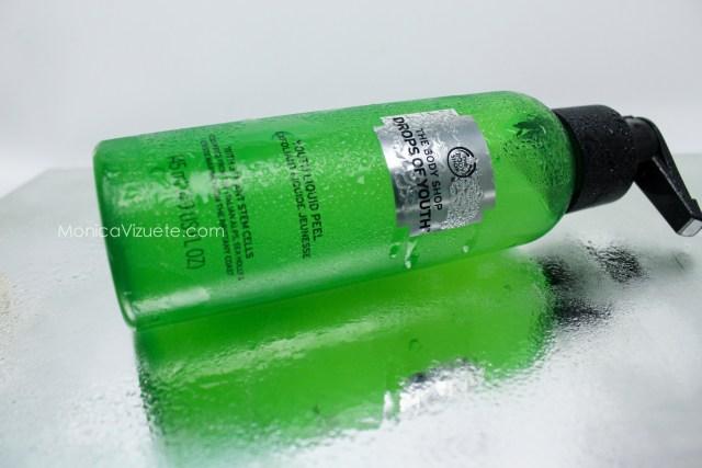Peeling-líquido-dropsofyouth-the-body-shop-monica-vizuete