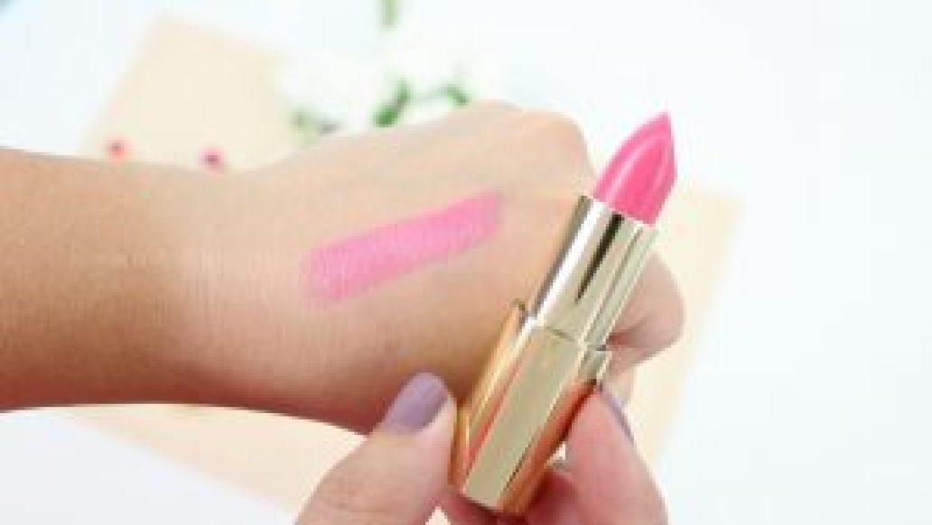 Monica-Vizuete-Swatches-Pierre-Rene-Royal-Mate-lipstick-06-Satin-Rose
