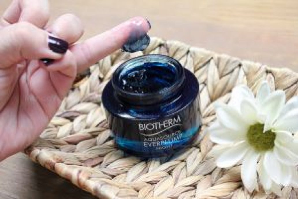Mascarilla-Biotherm-monica-vizuete-everplump-aquasourse