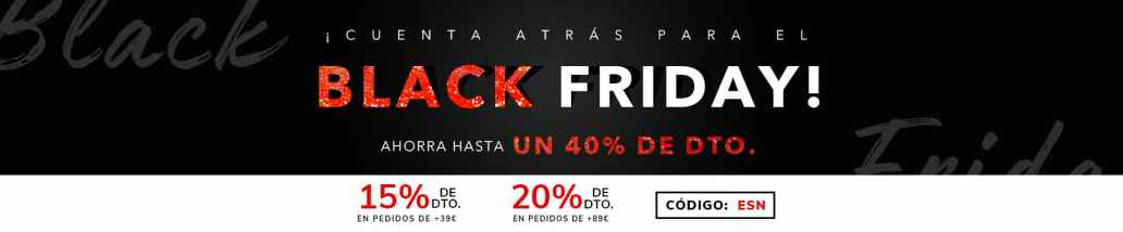 Black Friday 2019 Monica Vizuete descuentos moda y complementos