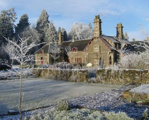 Gowanbank in Winter