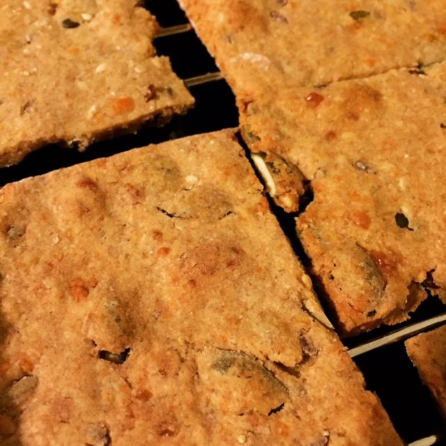 Mo's Crispbread Crackers