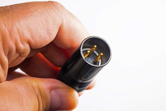 Neutral XX series XLR Connector