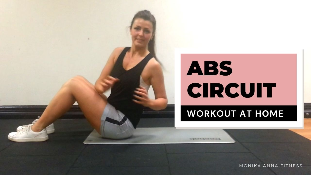 102 Abs Circuit workout at home monikaannafit.com