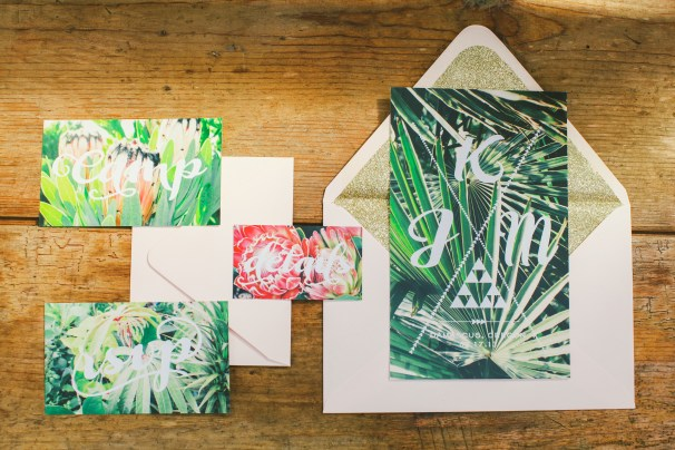 Invitations by Ashley Agee