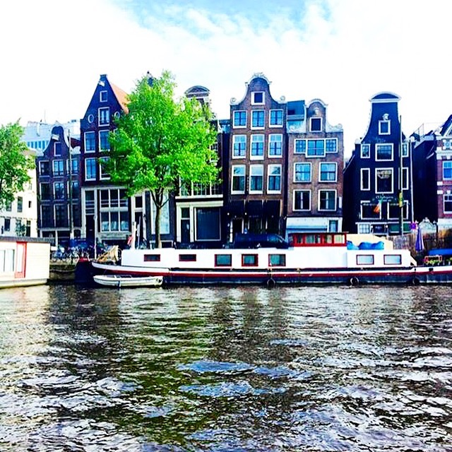 Canals of Amsterdam_1