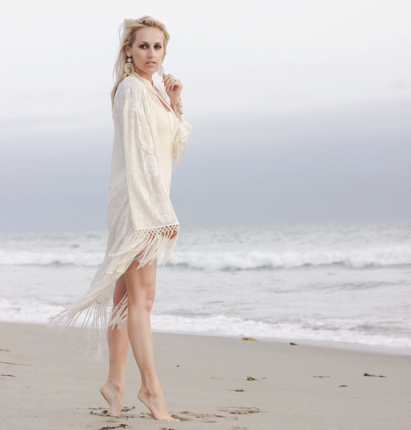 CHIC BEACH COVER UPS