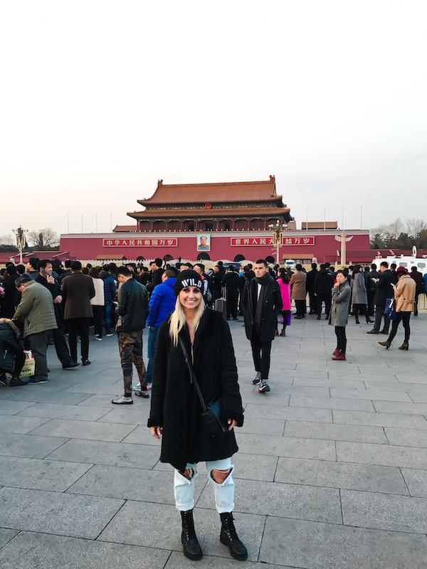 Monika Freeman Beijing China