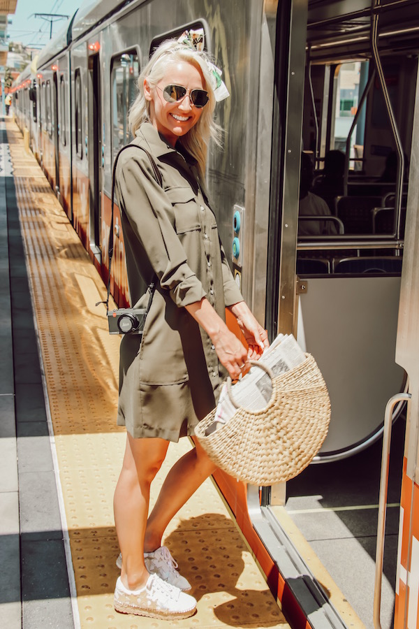 THE UTILITY DRESS THAT IS FUNCTIONAL