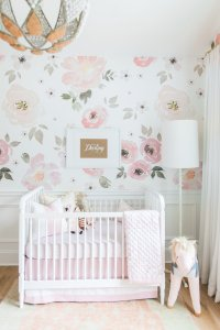 My Sweet Girl Lillya's Nursery | Monika Hibbs: A lifestyle ...