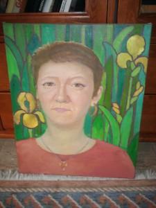 Autoportret 1E