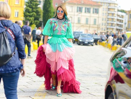 Anna Dello Russo. Source: vidapress
