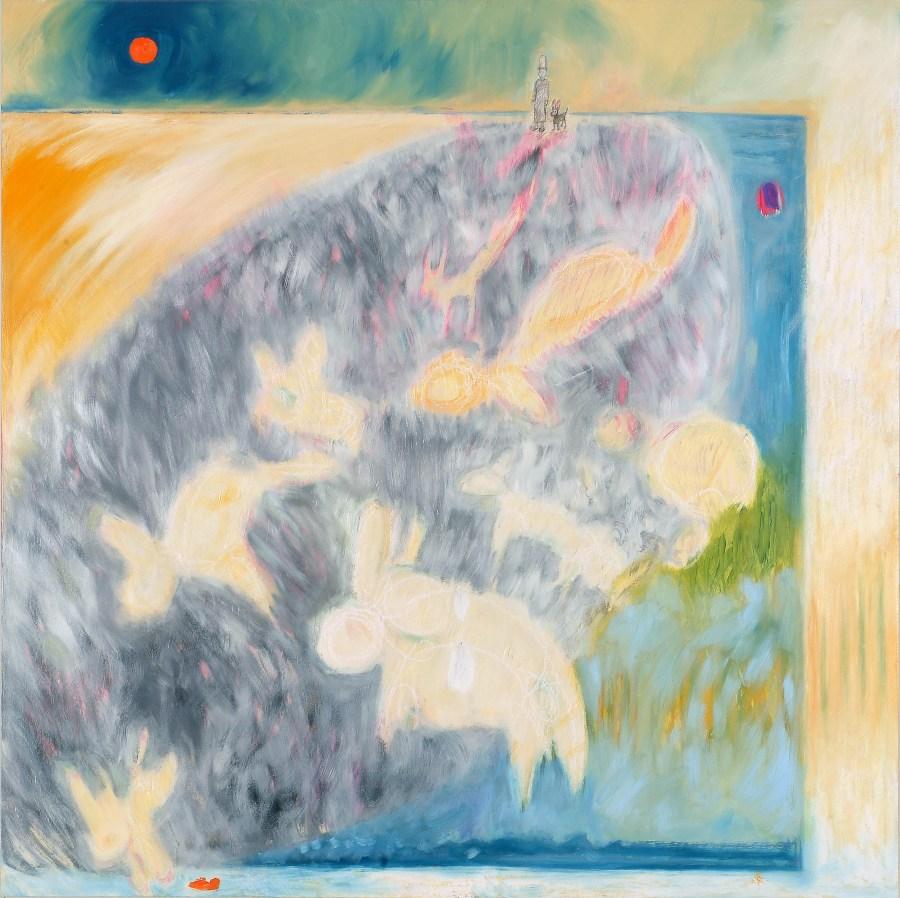 Rabbit World by Monika Ruiz