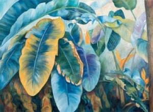 Monika Ruiz Art - Awakening Jungle