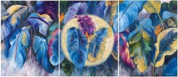 Monika Ruiz Art - Cristina's Jungle