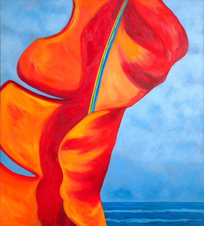 Monika Ruiz Art - Flying Bird
