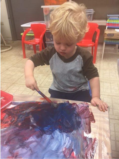 The Creative Child Art Class with Monika Ruiz - Kids