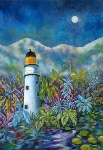 Monika Ruiz Art - Lighthouse