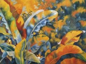 Monika Ruiz Art - Rusted Jungle
