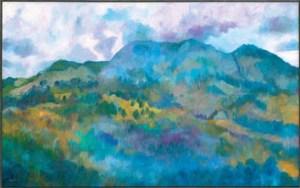 Monika Ruiz Art - San Lucas Mountain
