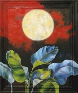 Monika Ruiz Art - Scorpion Moon