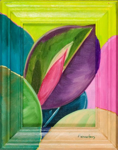 Monika Ruiz Art - At Noon