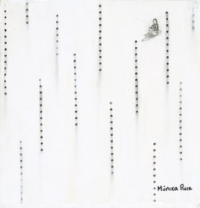 Monika Ruiz Art - Boo Is Thinking