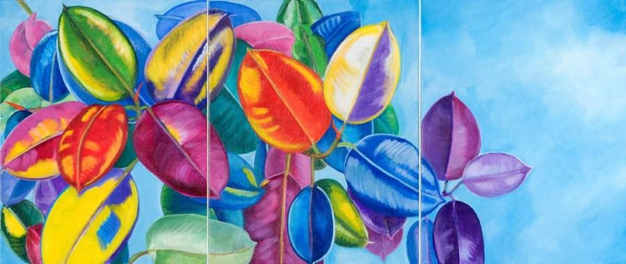 monika Ruiz Art - Colombia At Noon