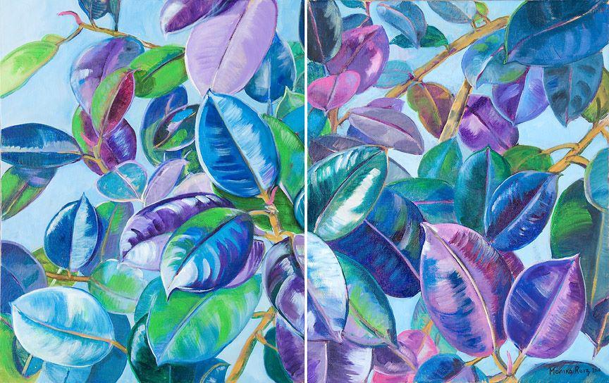 Monika Ruiz Art - Liliiana's Jungle